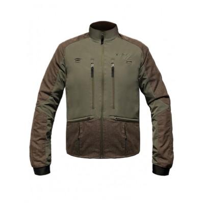 Giubbotto Caccia ORIONE Verde Militare –  LEXEL hunting