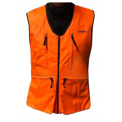 VISION HV Gilet Caccia in Cordura Arancio fluo –  LEXEL hunting